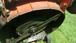 SABO John Deer ROUGH CUT self propelled vari speed Petrol Mower Briggs Stratton