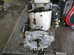 Sabre Briggs & Stratton 14.5hp Good Running Engine Motor 287707