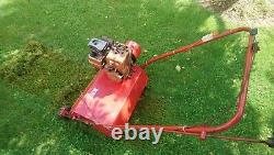 Sisis Petrol Scarifier Briggs And Stratton Engine