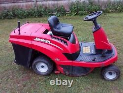Snapper LT75 Ride on Mower 17.5HP Briggs and Stratton Engine 33 Cut