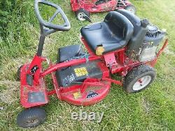 Snapper Ride On Rotary Lawn Mower 25 Inch Cut 12.5 HP Briggs & Stratton Engine