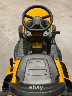 Stiga 3098h Ride On Lawn Mower Tractor Collector With Briggs & Stratton
