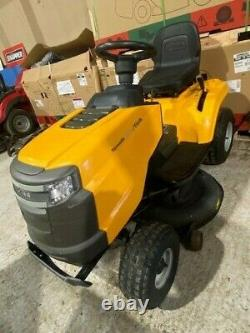 Stiga 3108h 108cm Ride On Muclhing / Side Discharge Briggs & Stratton Mower