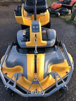 Stiga Park 740 PW 4WD ride on mower With Briggs And Stratton 18hp Engine