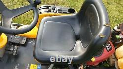 Stiga Park Comfort ride on mower briggs and stratton engine 2006 765 hours