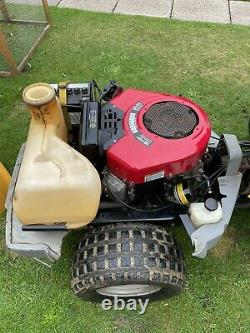 Stiga Park Pro 16 Ride On Mower, Briggs And Stratton, Mulching Deck, Lawnmower