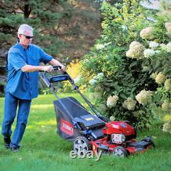 Toro 20965 / 21768 PoweReverse Lawnmower Briggs & Stratton SmartStow Mower 55cm