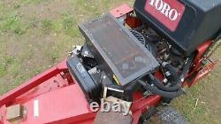 Toro Proline 36 Cut Zero Turn Pedestrian Mower 16HP Briggs and Stratton Engine