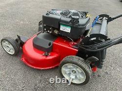 Toro Timemaster 20977 Twin Blade 76cm wide Briggs & Stratton engine Key Start