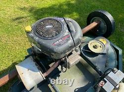 Tow along mower FARM HORSES ATV PADDOCK Briggs and stratton LAND TRACTOR BUGGY