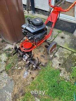 Used petrol rotavator