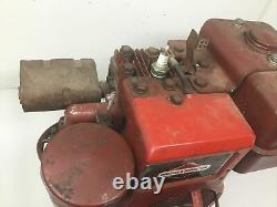 Vintage Briggs & Stratton 3 HP Horizontal Engine for Mini Bike or Go-Kart