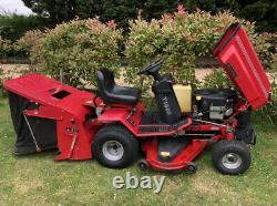 Westwood Ride On Lawn Mower T1600 42 Deck 16hp'briggs & Stratton' Engine