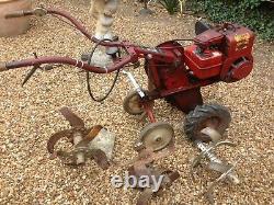 Wolseley merry tiller titan Briggs and Stratton engine