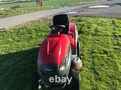 Xt190hd castle garden ride on mower briggs and stratton engine over £3000 new
