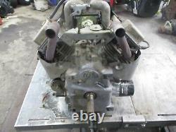 Yardman Briggs & Stratton 20hp Good Running Engine Motor 406777